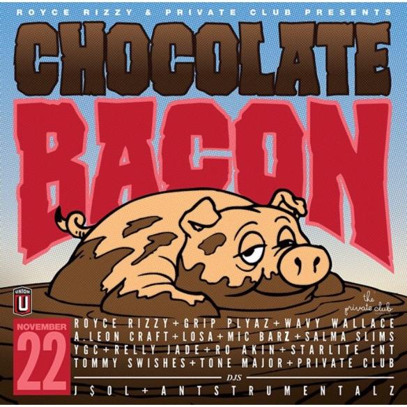 Chocolate Bacon